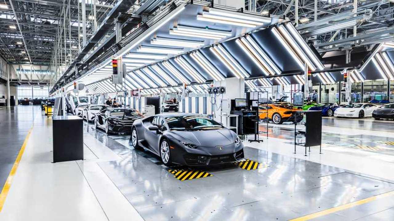 Fabbrica Lamborghini