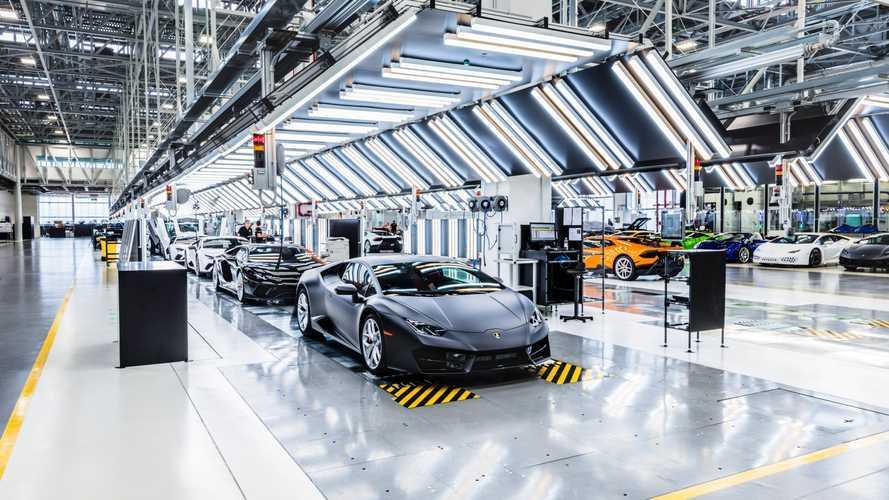 Lamborghini e Maserati in Top 10 fra i lavori più ambiti d'Italia