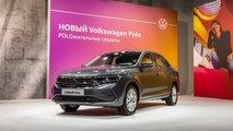 Новый лифтбэк Volkswagen Polo для России