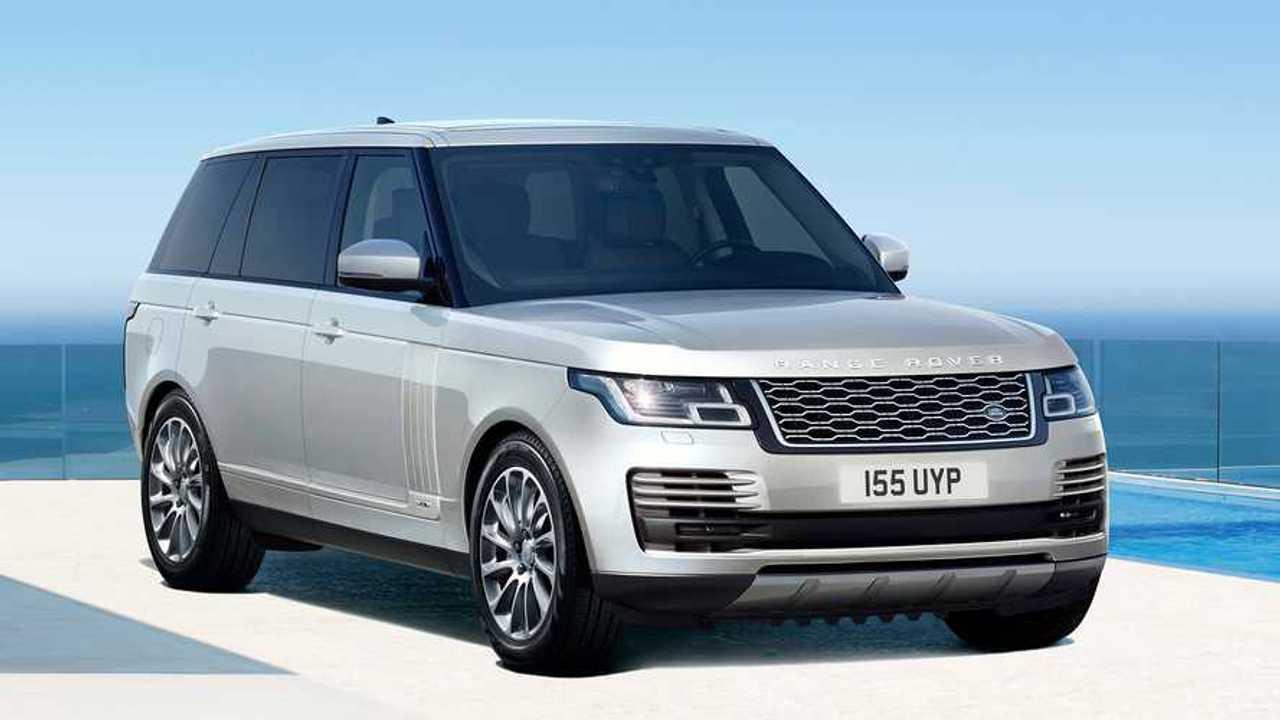 Land Rover Range Rover (2021)