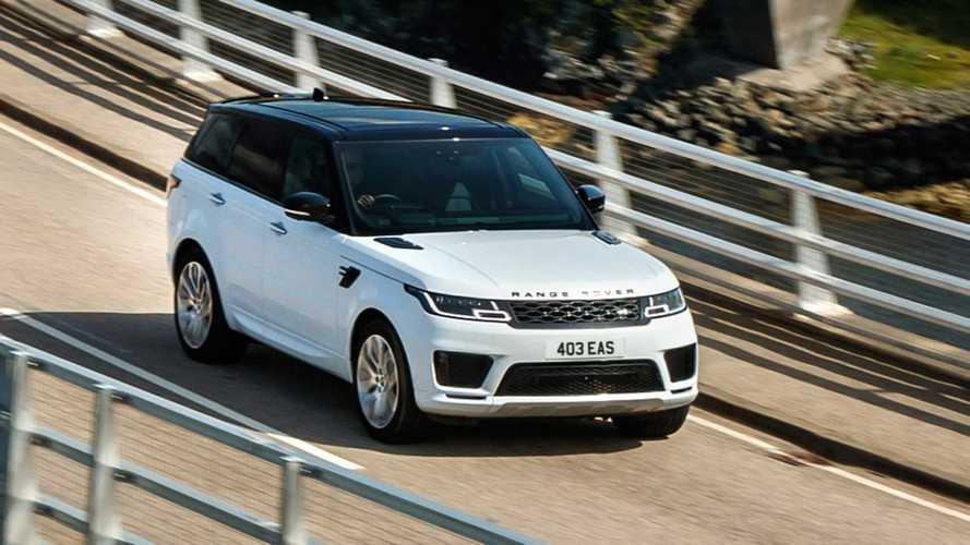 Range Rover Sport получил новейший дизель и несколько спецверсий