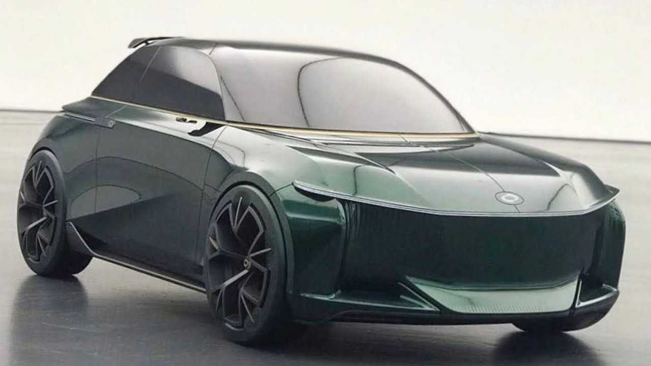 Renault Samsung Baccara Concept