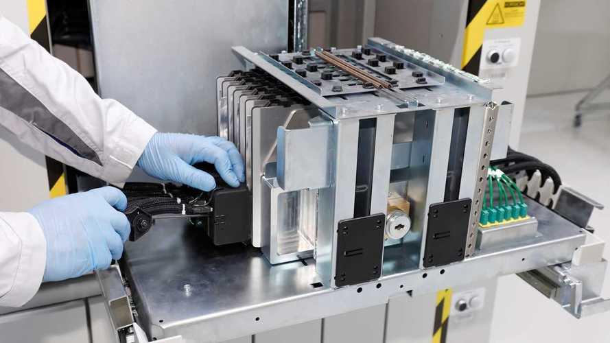 Polo di sviluppo batterie Volkswagen A Salzgitter