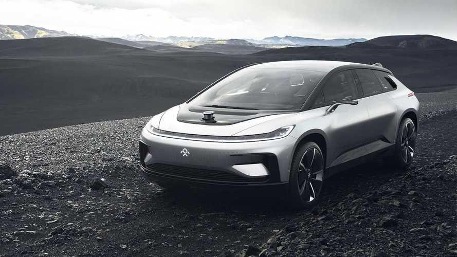 Faraday Future ожил! Электромобильный стартап строит завод в Китае