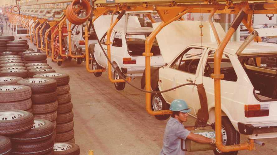 40 anos do VW Gol: 5 curiosidades do projeto original de um dos ícones do Brasil