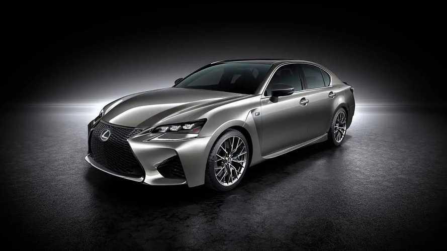 Lexus GS может вернуться в виде водородомобиля