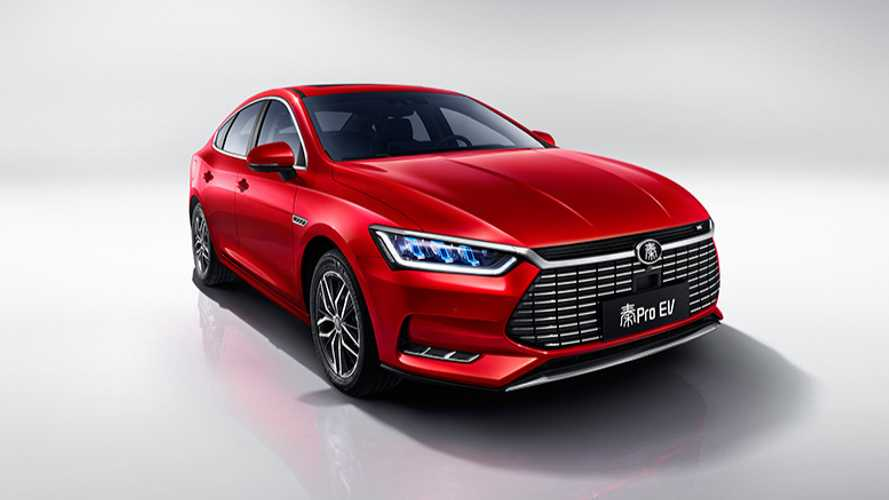 China: In June 2020, BYD Sold Over 13,000 Plug-In Electric Cars