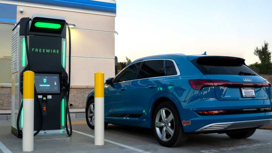 FreeWire Deploys First Battery-Integrated Ultrafast Charger