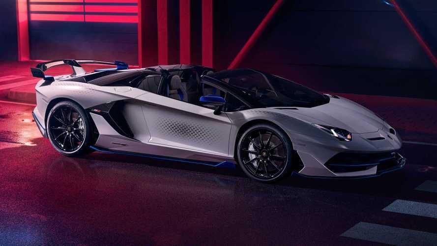 Наследник Lamborghini Aventador сохранит атмосферный V12