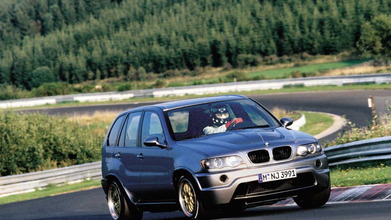 Le joker : X5 Le Mans (2000) 1/6