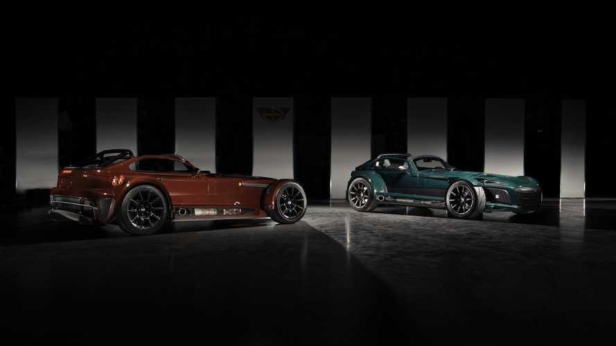Donkervoort D8 GTO-JD70 Bare Naked Carbon Edition - Le carbone est roi