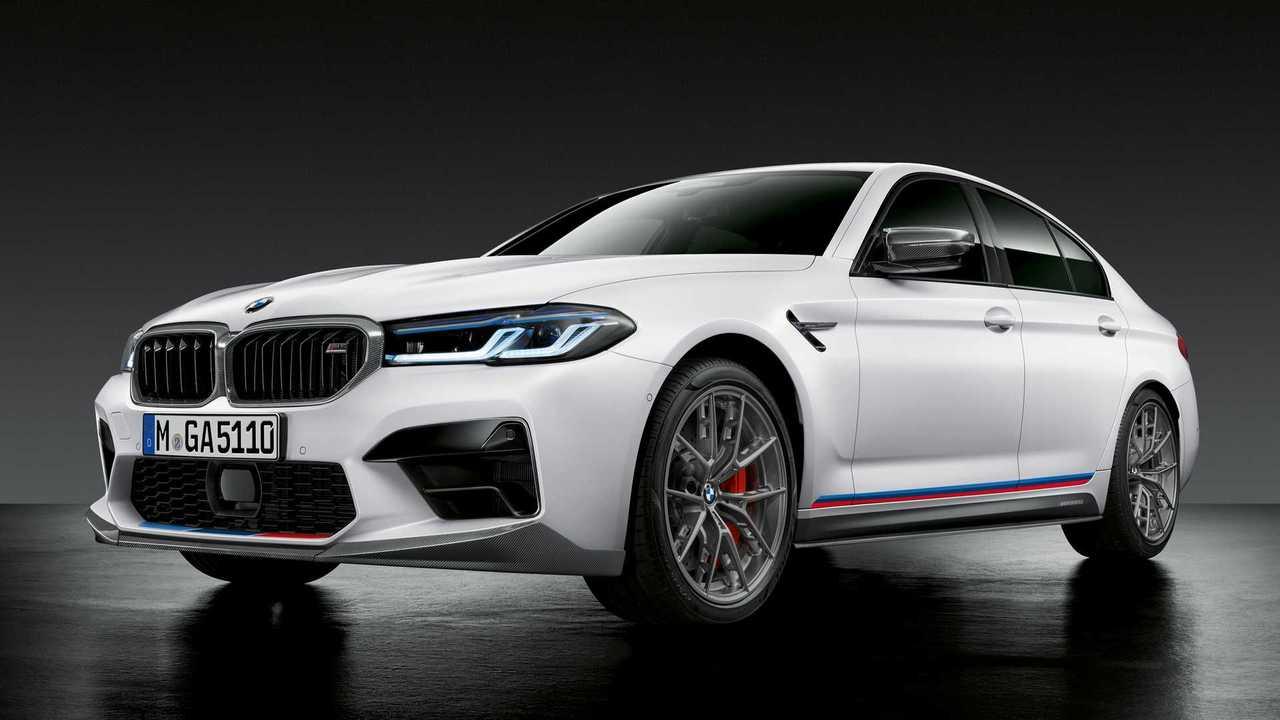 BMW M5 M Performance Aksesuarları