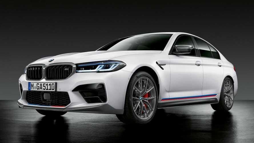 Makyajlı BMW 5 Serisi ve M5, M Performance aksesuarlarına kavuştu