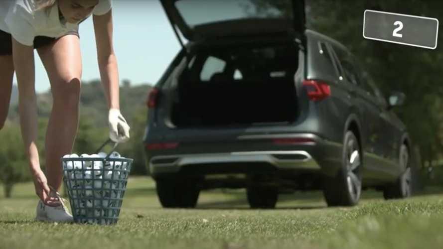 ¿Cuántas bolas de golf caben en el maletero del SEAT Tarraco 2020?