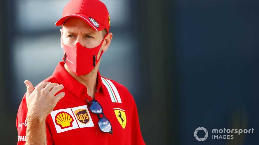 Vettel opens up on car ride with Racing Point F1 boss