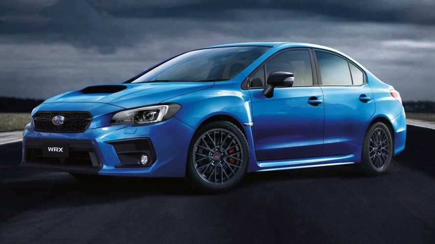 Limited-run Subaru WRX Club Spec arrives Down Under with sporty bits
