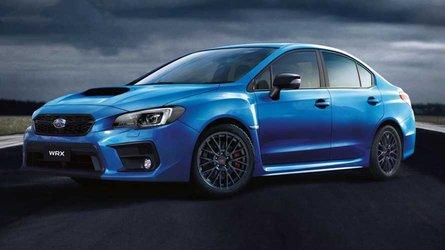 Limited-run Subaru WRX Club Spec arrives Down Under with sporty bits