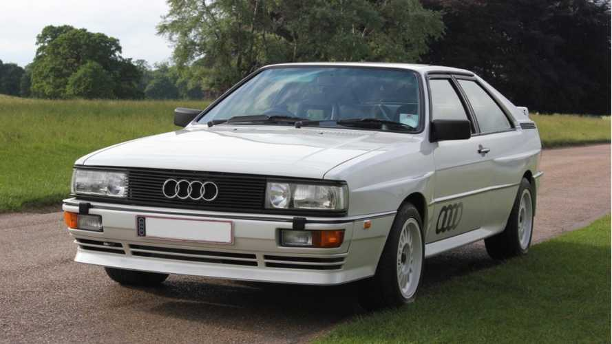 1989 Audi Quattro for sale: Never raced or rallied