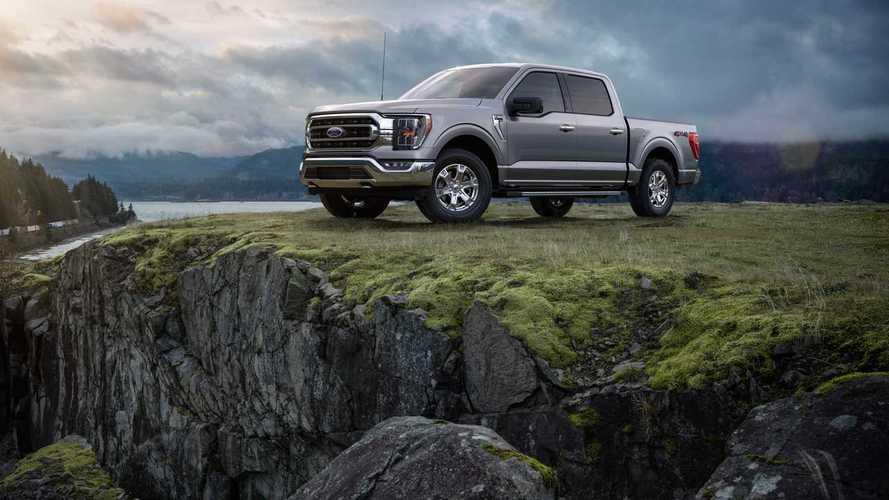 Ford нарастит производство электрических F-150 на 50%