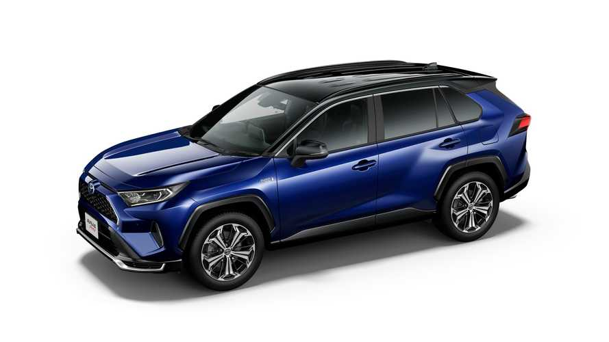 Toyota Suspends Orders For RAV4 Prime Three Weeks After Launch