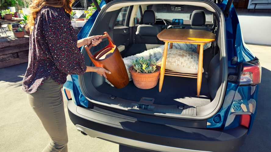 2020 Ford Kuga Plug-In Hybrid