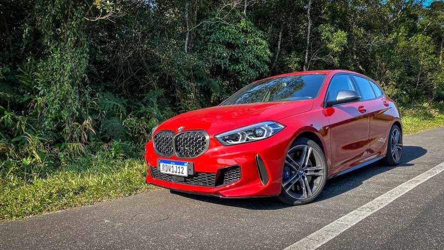 Teste: Novo BMW M135i 2020 troca tradição por tração sem perder a diversão