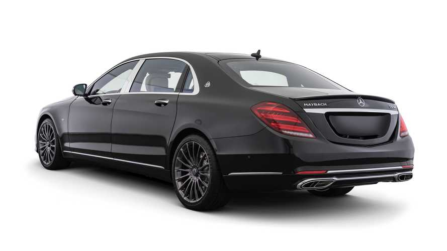 2020 Mercedes-Maybach S650 Night Edition