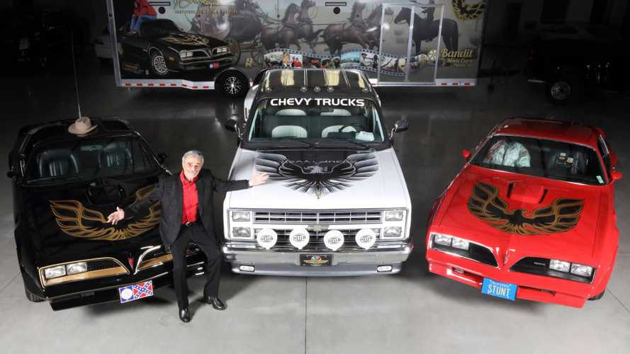 Burt Reynolds' last cars to be sold at auction
