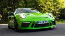 Manthey-Racing Porsche 911 GT3 RS MR: Mega-Flügel für den 991.2