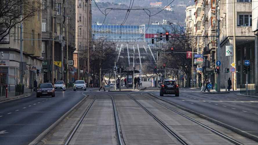 50 km/h-s sebességhatárokról tárgyal holnap a fővárosi közgyűlés