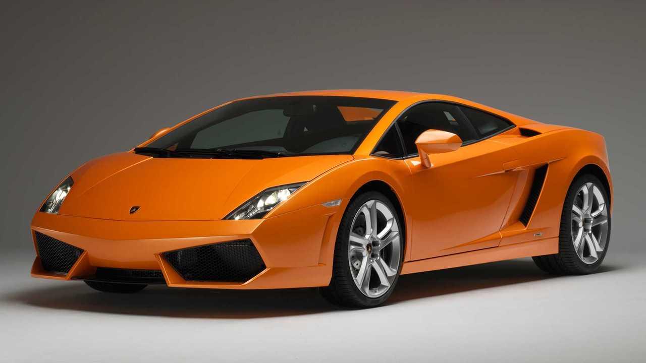 6. Lamborghini Gallardo