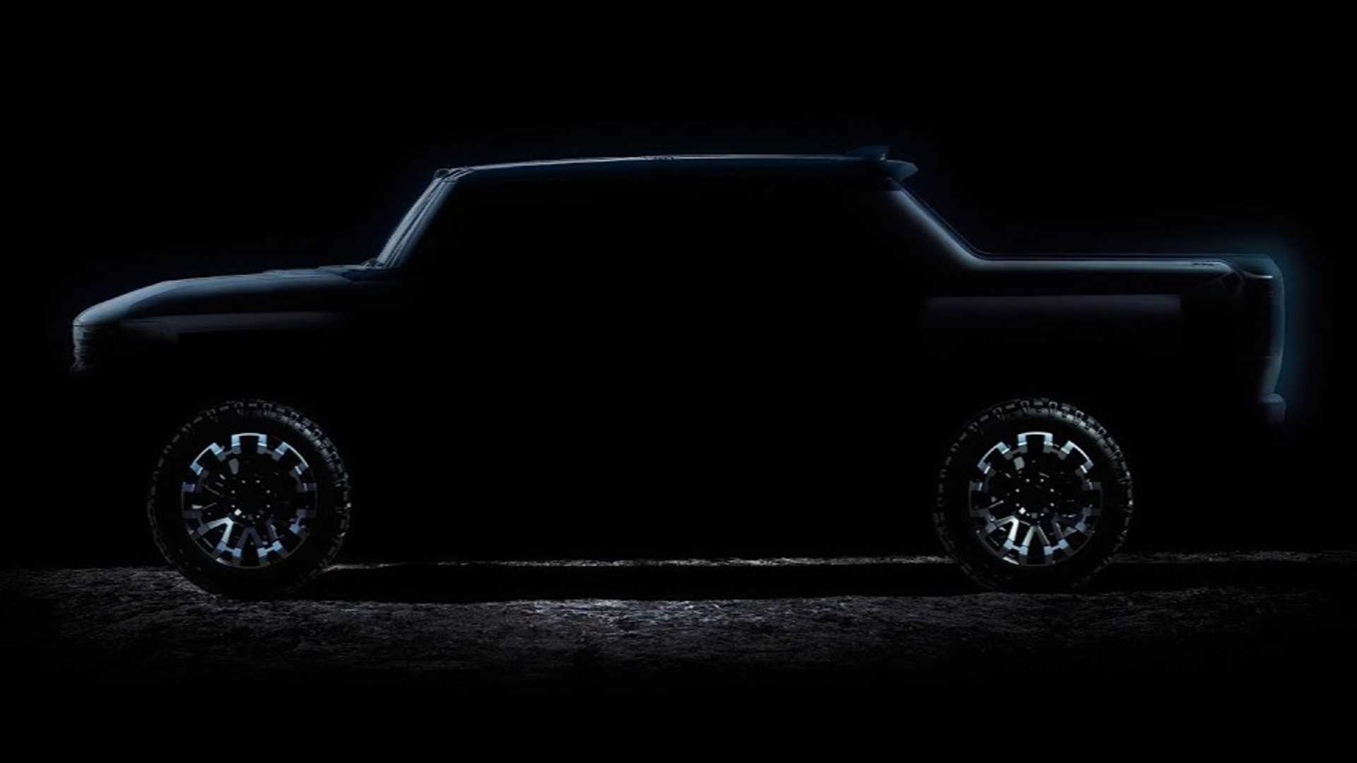 GMC Hummer EV Will Be Revealed This Fall, Go On Sale Fall ...