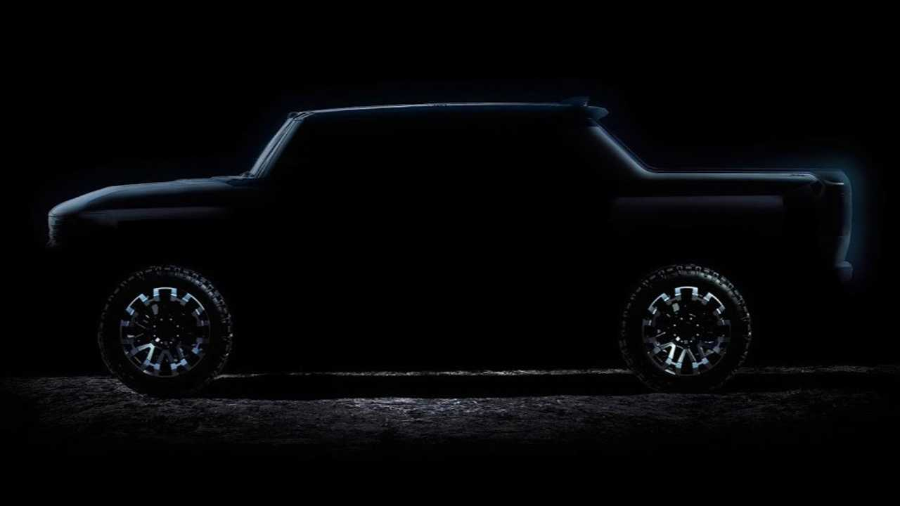 Watch GM's Hummer Electric Pickup Truck And Electric ...
