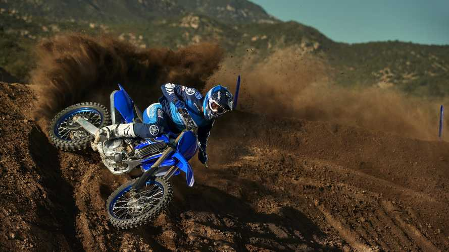 Yamaha presenta la gamma cross 2021