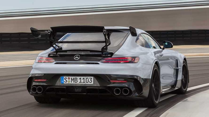 Découvrez le prix stratosphérique de la Mercedes-AMG GT Black Series