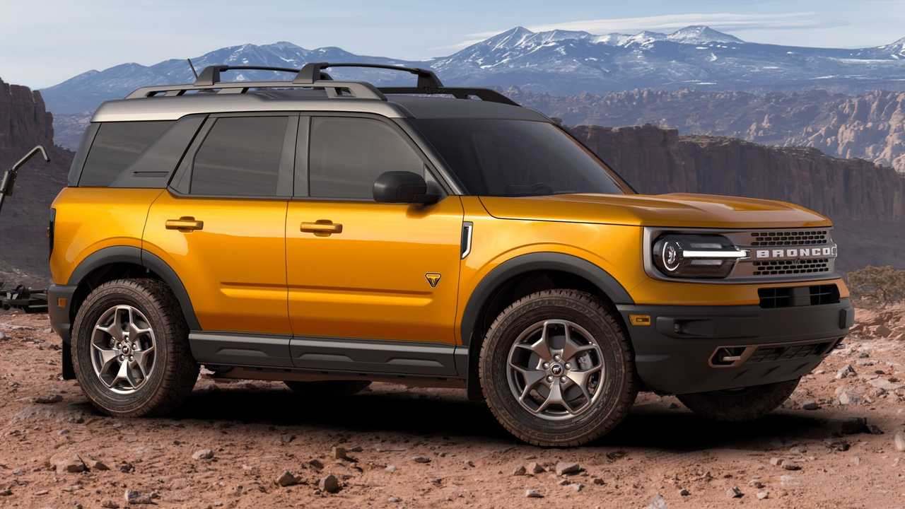 2021 Ford Bronco Sport: Most Expensive
