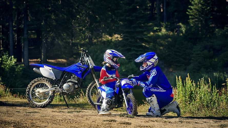 Yamaha Unveils Its 2021 Trail Bike Lineup