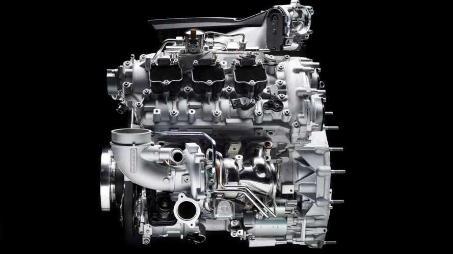Maserati Nettuno engine