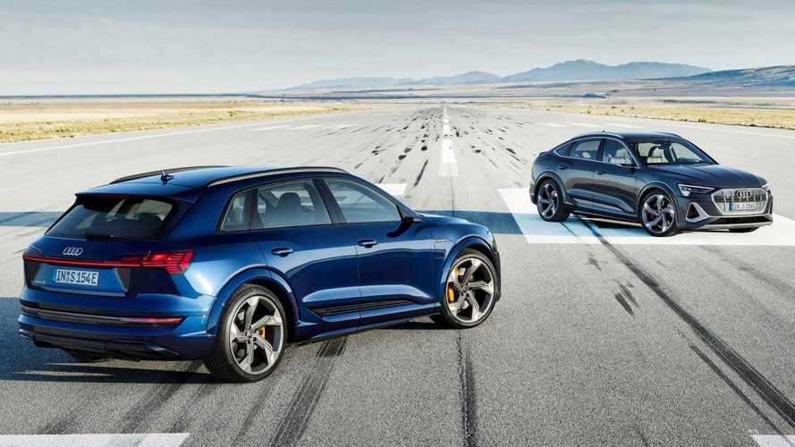 Elétricos e esportivos: Audi lança e-tron S e e-tron S Sportback de 503 cv