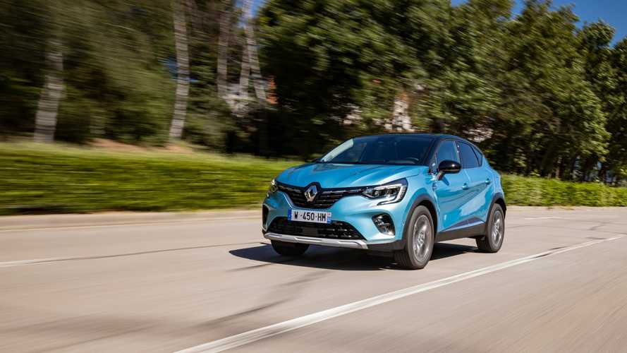 Renault Captur E-Tech (2020)