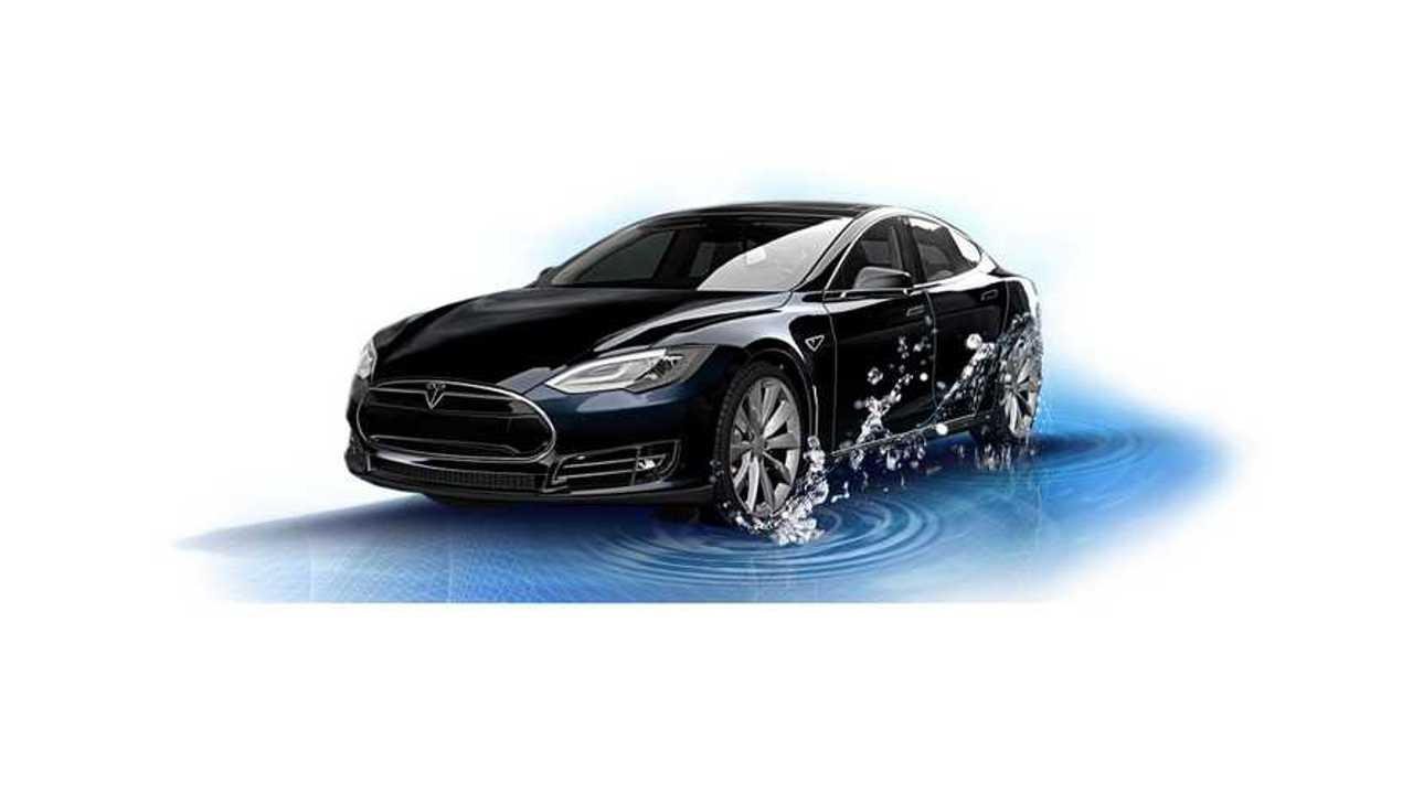 Tesla Model S можно переделать в водородомобиль. По цене новой Toyota Mirai