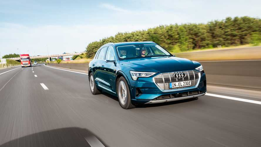Audi e-tron для России