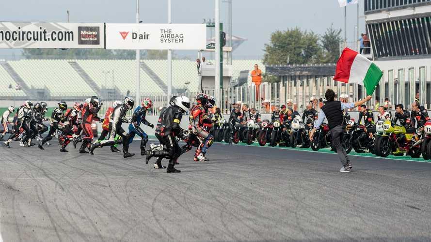 Moto Guzzi Fast Endurance 2020 riparte in sicurezza