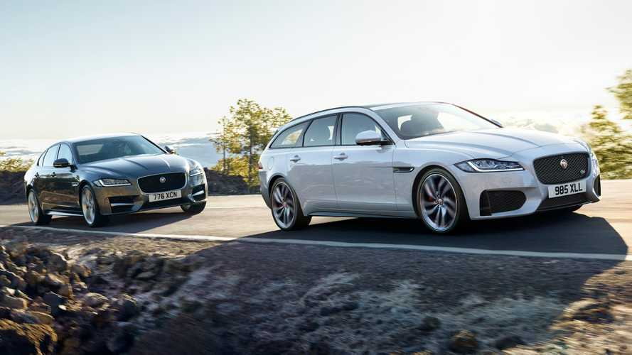 2020 Jaguar XF Gets Massive $11,000 Price Cut If You Go V6