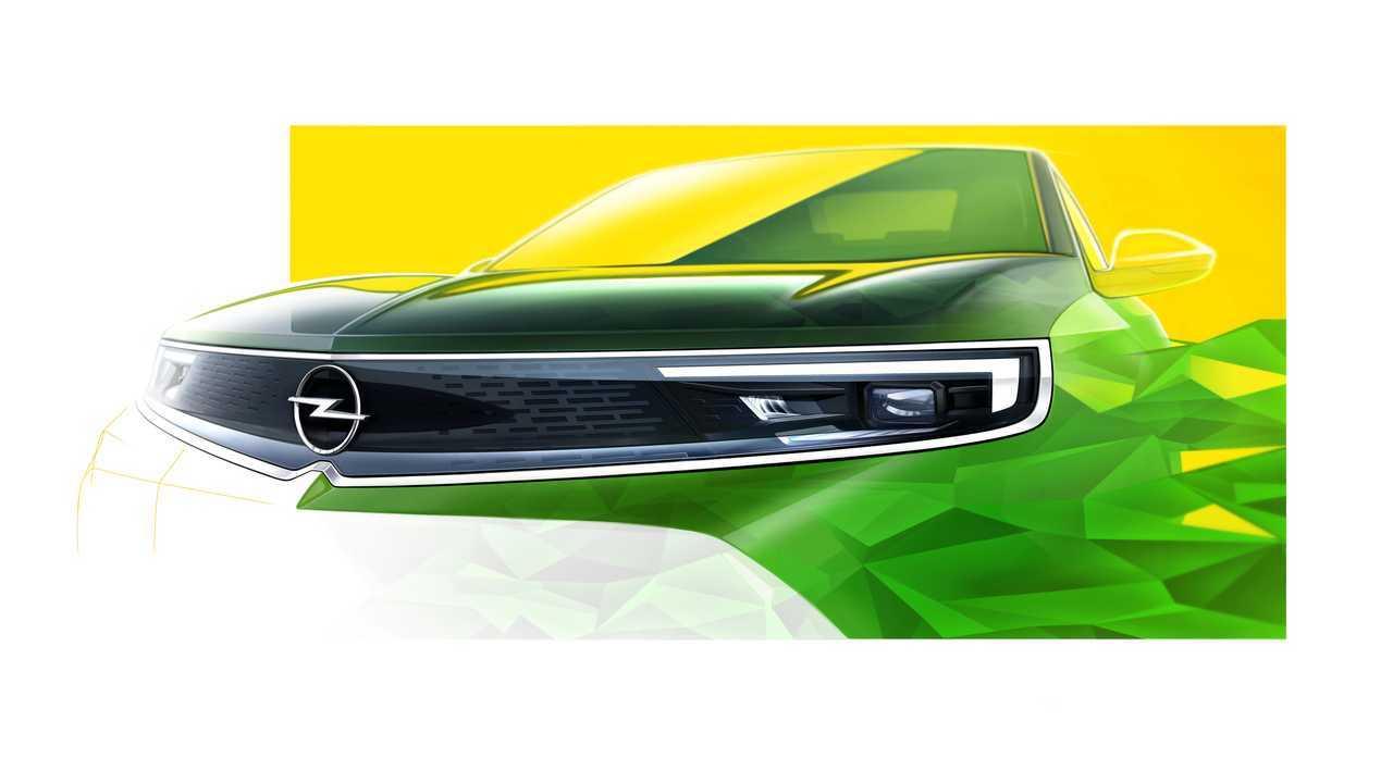 Opel Mokka (2020) Frontpartie