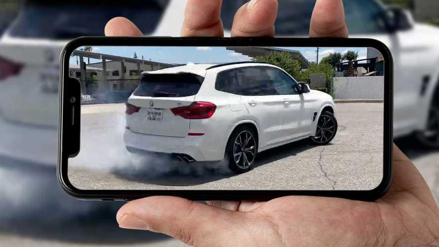 BMW X3 M, col tuning diventa a trazione posteriore