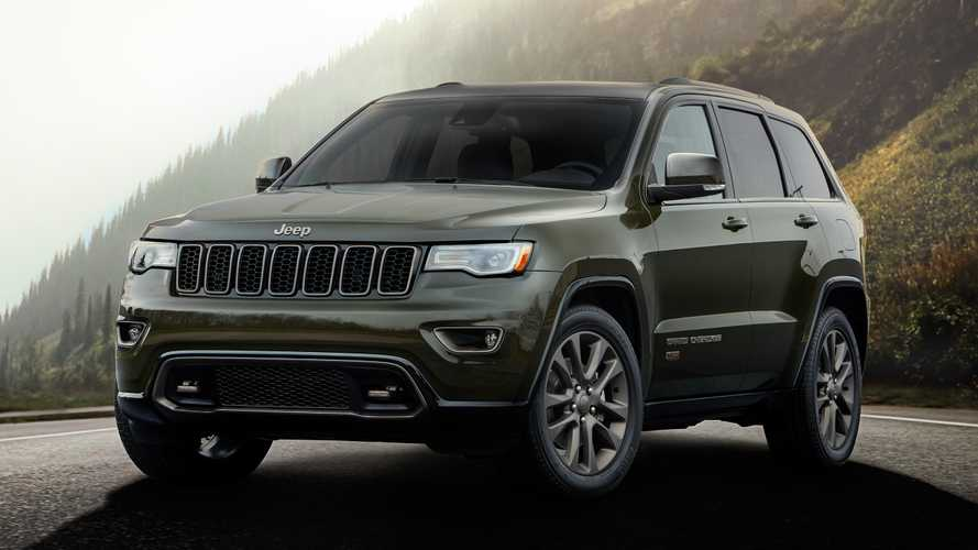 Current Jeep Grand Cherokee Departs In 2021 With Anniversary Edition