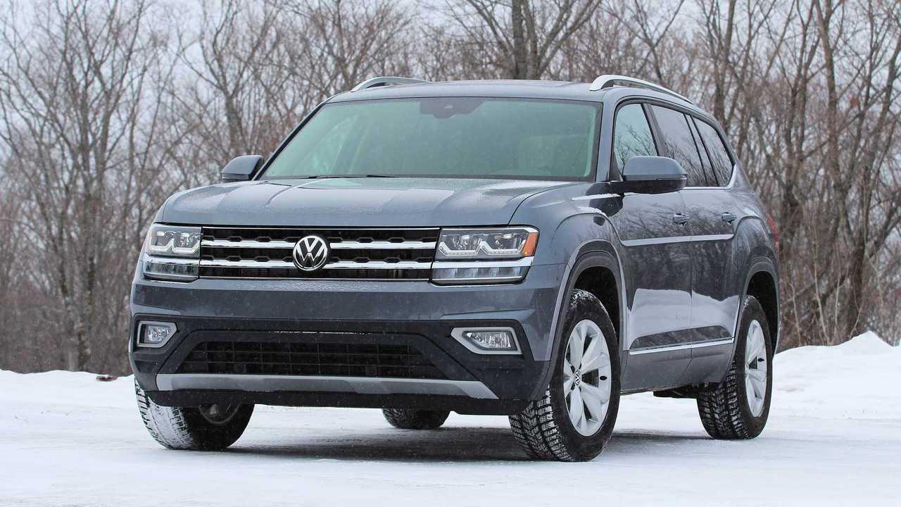 3. Volkswagen Atlas