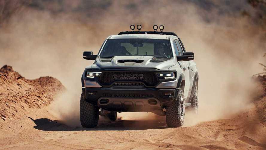 Stellantis ускорит разработку электрических RAM, Chrysler и Dodge