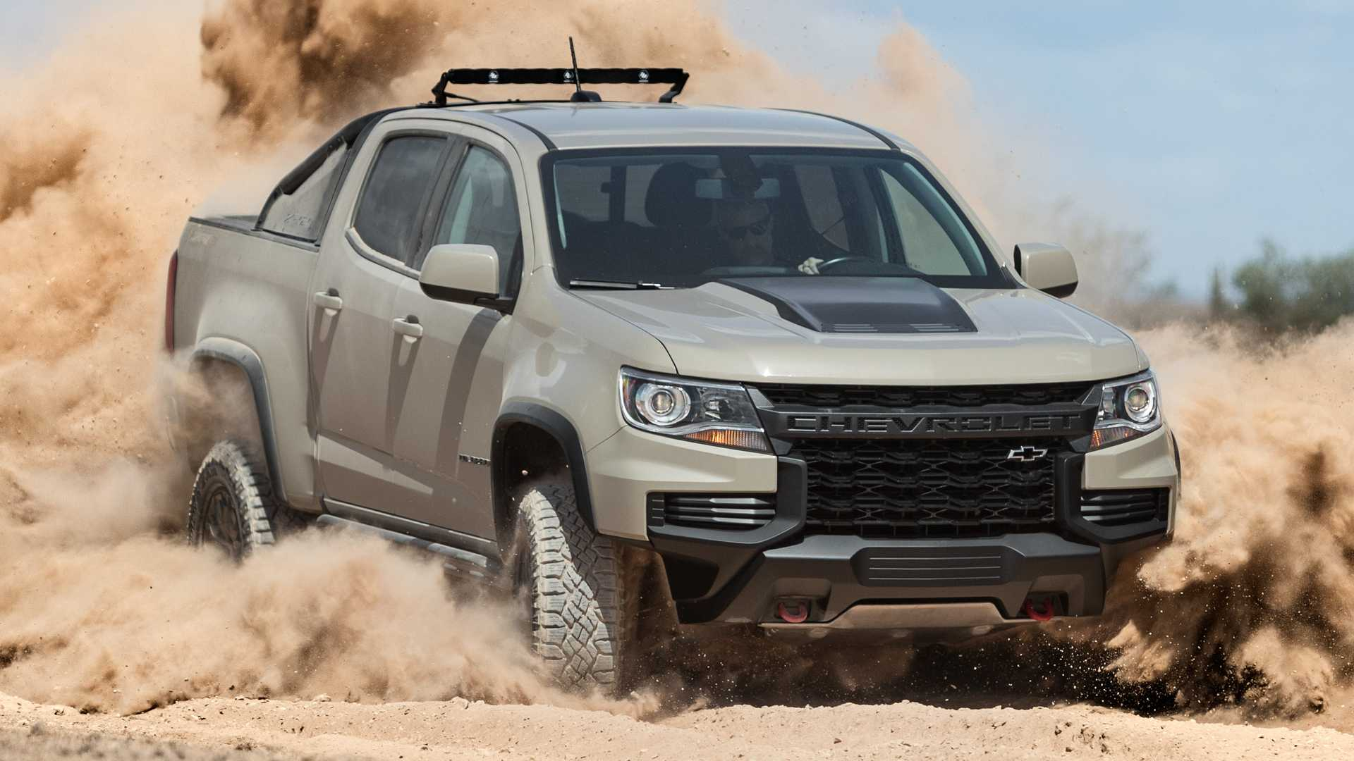 2021 Chevy Colorado Going Launched Soon Picture